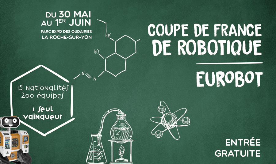 Coupe de France de Robotique - Eurobot